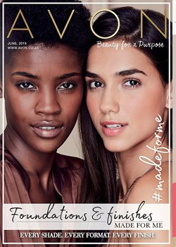 Beauty & Health offers in the AVON catalogue in Cape Town