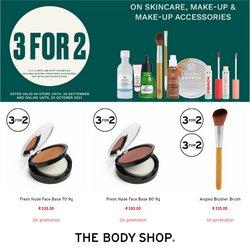 The Body Shop catalogue ( Expires today)