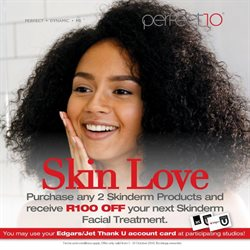 Perfect 10 deals in the Durban special