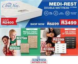 Home & Furniture offers in the Ericssons catalogue ( 1 day ago)