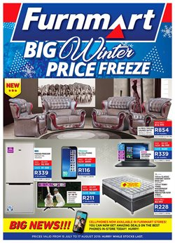 Furnmart deals in the Polokwane special