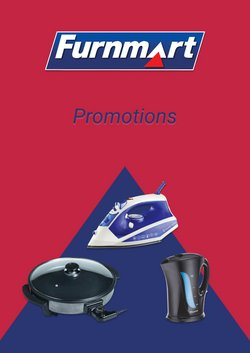 Home & Furniture offers in the Furnmart catalogue in Pretoria ( Published today )