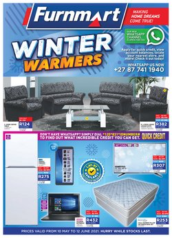 Home & Furniture offers in the Furnmart catalogue ( Expires today)
