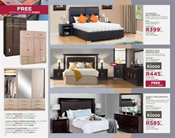 Wardrobe offers in the Bradlows catalogue in Cape Town