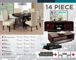 Table offers in the Bradlows catalogue in Cape Town