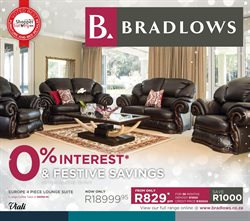 Bradlows deals in the Polokwane special