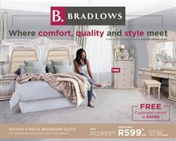 Bradlows deals in the Johannesburg special