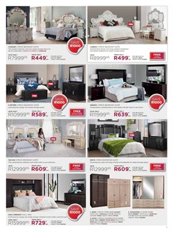 Bed offers in the Bradlows catalogue in Cape Town