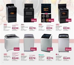 Washing machine offers in the Bradlows catalogue in Cape Town
