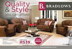 Bradlows deals in the Cape Town special