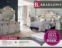 Bradlows deals in the Edenvale special