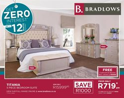 Home & Furniture offers in the Bradlows catalogue in Roodepoort