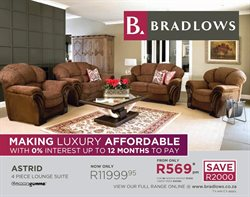 Bradlows catalogue in Paarl ( 23 days left )