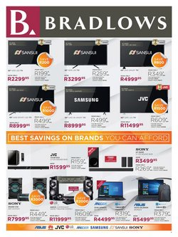 Home & Furniture offers in the Bradlows catalogue ( 18 days left )