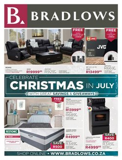 Home & Furniture offers in the Bradlows catalogue ( 7 days left)