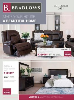 Home & Furniture offers in the Bradlows catalogue ( 8 days left)