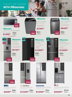 Samsung offers in the Bradlows catalogue ( 5 days left)