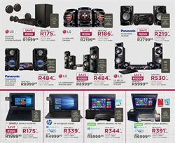 Sony tablet offers in the Bradlows catalogue in Cape Town