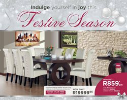 Living room offers in the Bradlows catalogue in Cape Town