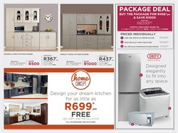 Fridge freezer offers in the Bradlows catalogue in Cape Town