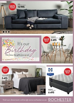 Home & Furniture offers in the Rochester catalogue ( 14 days left)