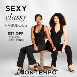 Contempo offers in the Contempo catalogue ( Expires tomorrow)