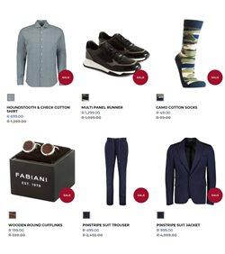 Suit specials in Fabiani