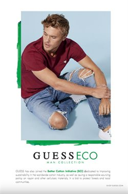 Luxury brands offers in the Guess catalogue in Soweto