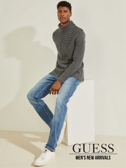 Luxury brands offers in the Guess catalogue ( More than a month)
