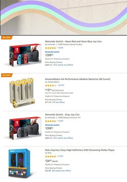 Batteries offers in the Amazon catalogue in Cape Town