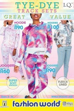 Fashion World catalogue ( 18 days left )
