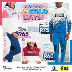 Fashion World catalogue ( 10 days left)