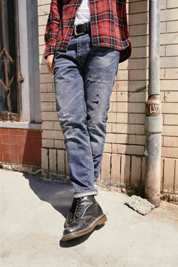 Men's shoes offers in the Levi's catalogue in Cape Town