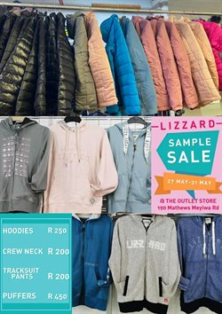 Lizzard catalogue ( Expired )
