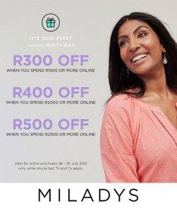Miladys catalogue ( Expires today)