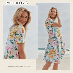 Clothes, Shoes & Accessories offers in the Miladys catalogue ( 2 days left)