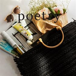 Poetry deals in the Johannesburg special