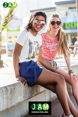 JAM Clothing deals in the Durban special