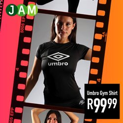 JAM Clothing catalogue ( More than a month )