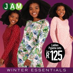 JAM Clothing catalogue ( 2 days ago )