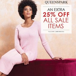 Queenspark catalogue ( More than a month)