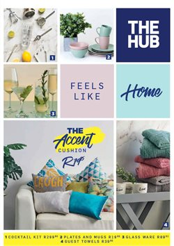 Table offers in the The Hub catalogue in Cape Town