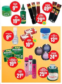 Deodorant offers in the PEP catalogue in Cape Town