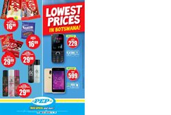 Computers & electronics offers in the PEP catalogue in Cape Town