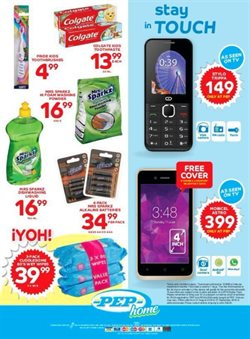 Batteries offers in the PEP catalogue in Cape Town