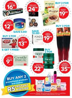 Soap offers in the PEP catalogue in Cape Town