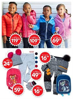 Cap offers in the PEP catalogue in Cape Town