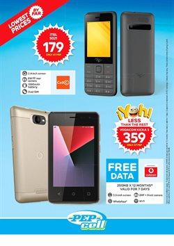 PEP deals in the Polokwane special