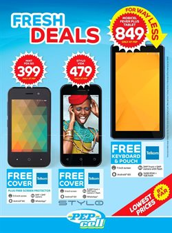 PEP deals in the Pretoria special