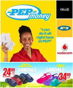PEP deals in the Johannesburg special